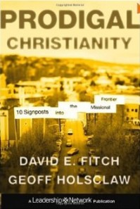 Prodigal Christianity cover